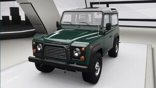 Land Rover Defender 90 in Forza Horizon 4