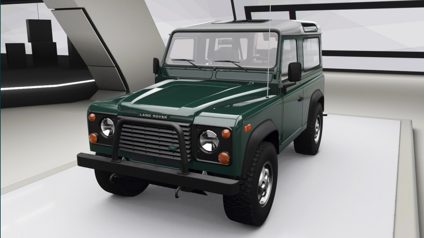 Land Rover Defender 90 | Forza Motorsport Wiki | FANDOM powered by Wikia