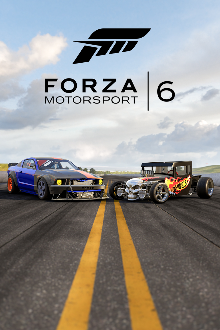 forza motorsport 6 hot wheels car pack forza motorsport. Black Bedroom Furniture Sets. Home Design Ideas