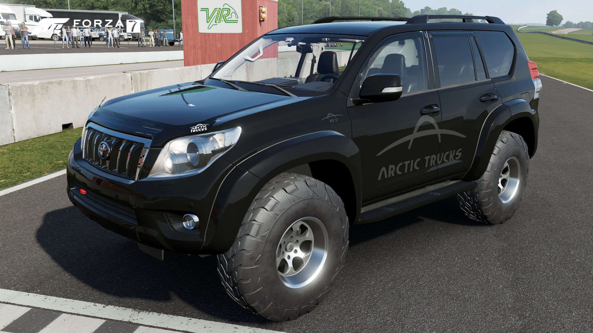 Toyota land cruiser arctic trucks at37 forza motorsport wiki toyota land cruiser arctic trucks at37 sciox Choice Image
