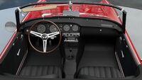 FH3 Honda S800 Interior