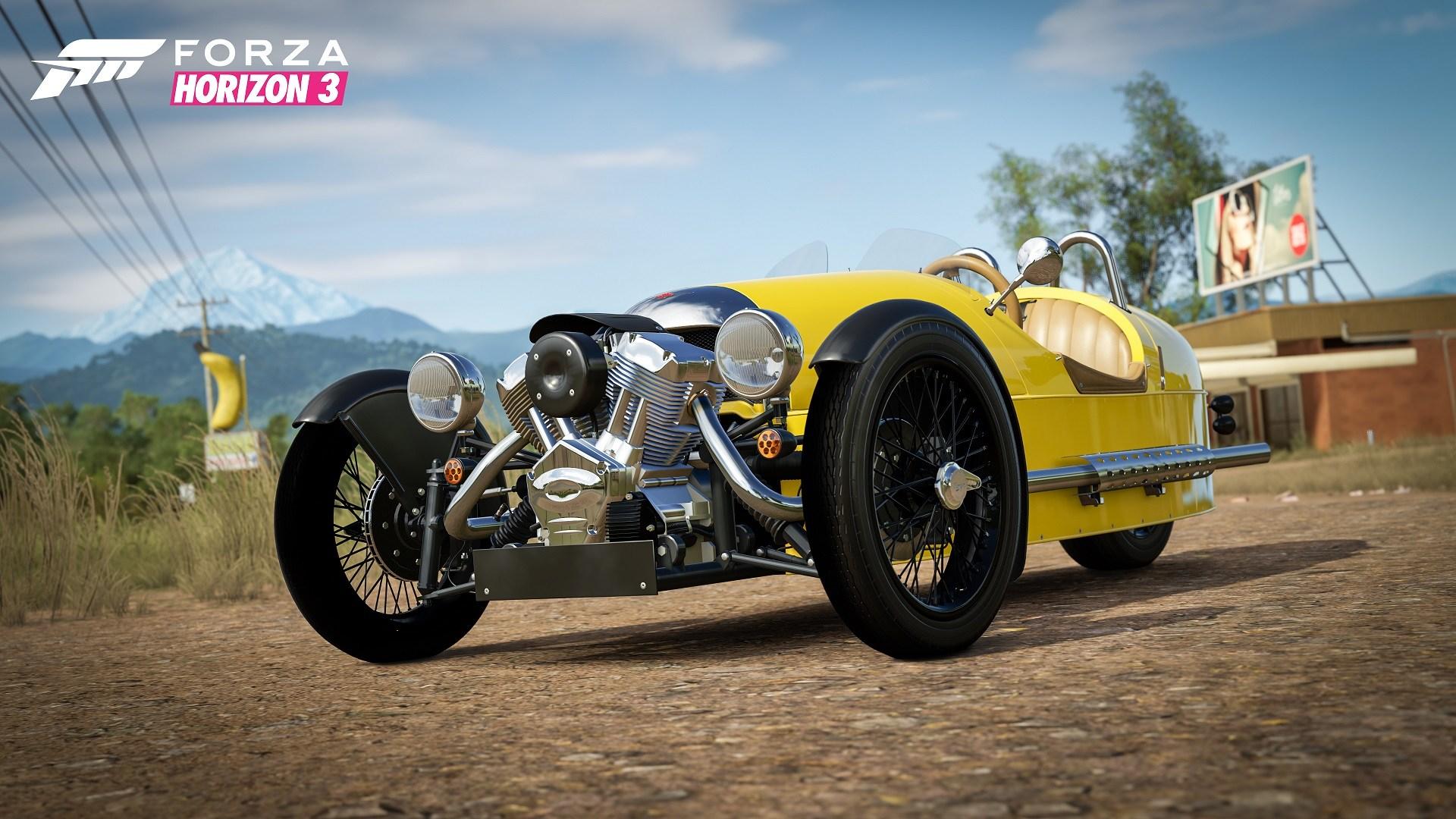 Morgan Wheeler Forza Motorsport Wiki FANDOM Powered By Wikia - Cool cars in forza horizon 3