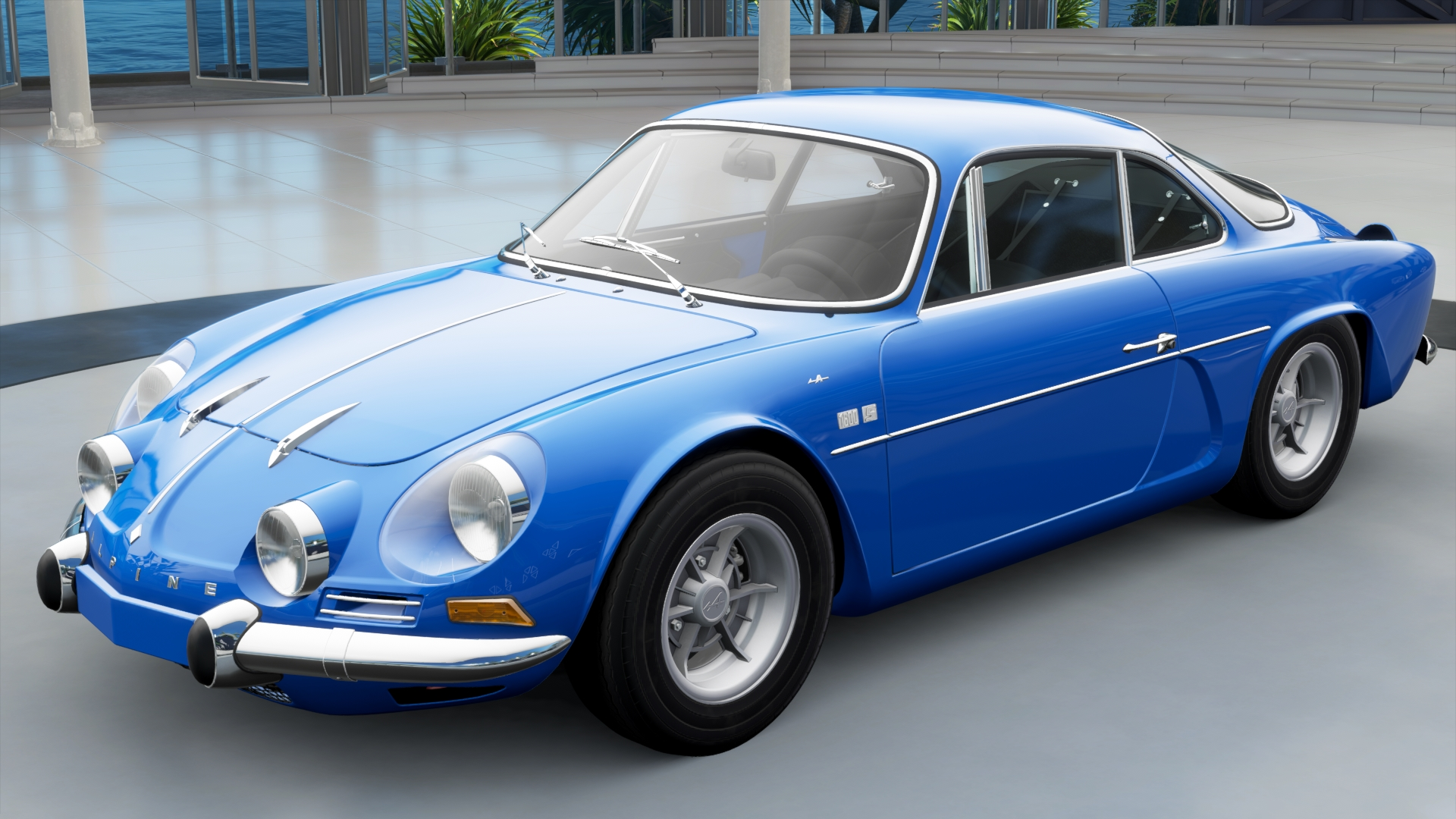 renault alpine a110 1600s forza motorsport wiki fandom. Black Bedroom Furniture Sets. Home Design Ideas