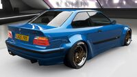 FH4 BMW M3 97 Upgrade Rear