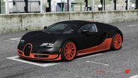 FM4 Bugatti VeyronSS