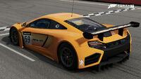 FM7 59 McLaren 12C Rear