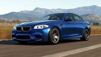 FH2 BMW M5 F10