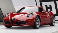 FH4 Alfa Romeo 4C front