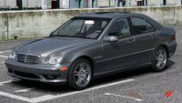 FM4 Mercedes C32AMG