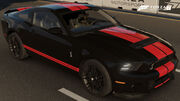 FM7 Ford Mustang 13 Front