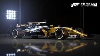 Forza Motorsport 7 Renault R.S.17 Promotional