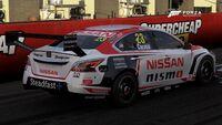 FM6 Nissan 23 Altima Rear
