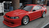 FM7 Ford Mustang 00 Front