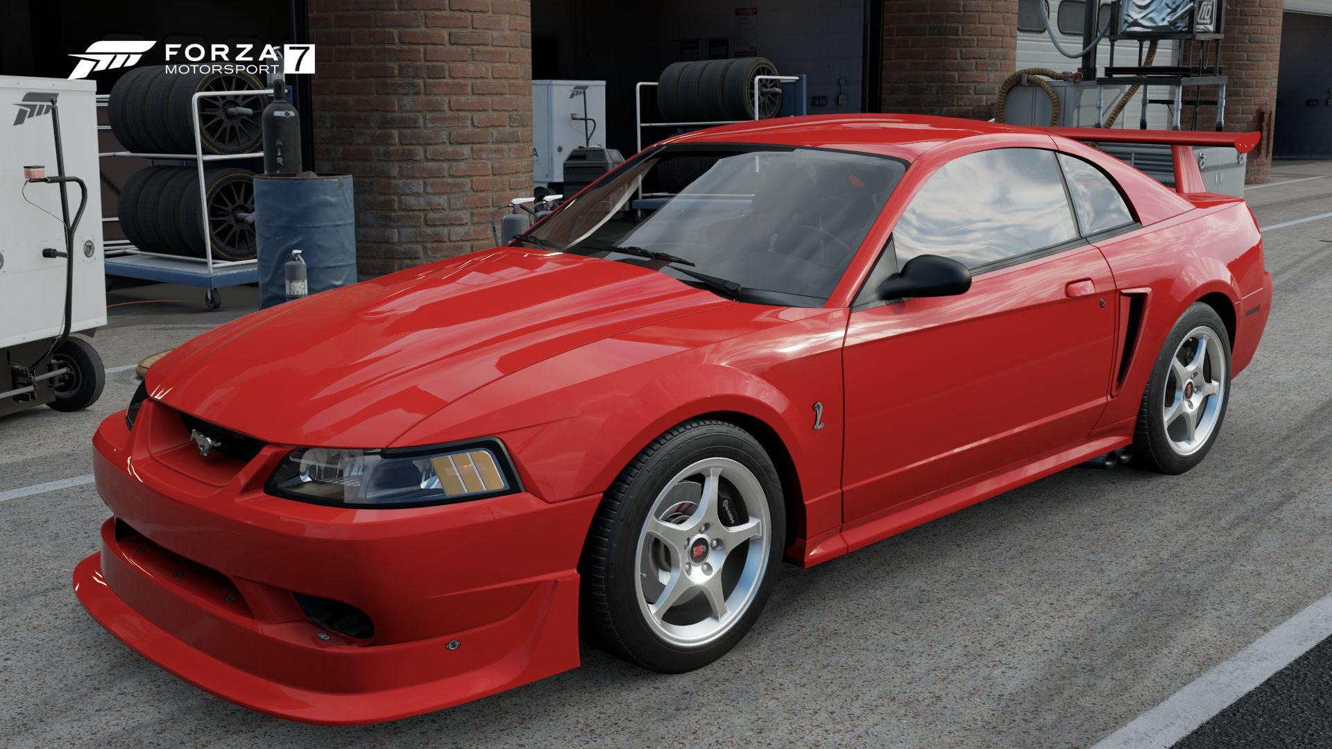 Ford Mustang Fourth Generation Wikipedia >> Ford Svt Cobra R 2000 Forza Motorsport Wiki Fandom