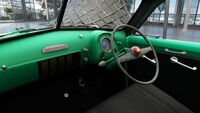FH3 Holden FX Ute Interior
