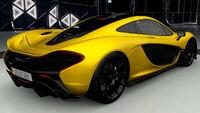 FH3 McLaren P1 Rear