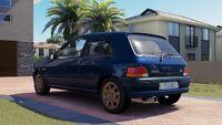 FH3 Renault Clio 93 Rear