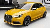 FH4 Audi S1 Front