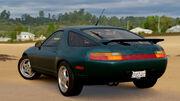 FH3 Porsche 928GTS Rear
