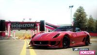 FH Ferrari 599XXEvoluzione