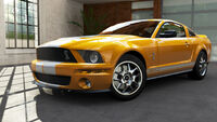 FM5 Ford Shelby GT500