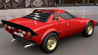 FH3 Lancia Stratos HF Stradale Rear