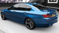 FH4 BMW M5 12 Rear