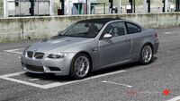 FM4 BMW M3 E92