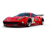 MOT XB1 Ferrari 62 458