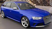FH3 Audi RS 4 Avant Front