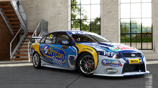 Ford #5 Ford Performance Racing FG Falcon in Forza Motorsport 5