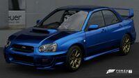 FM7 Subaru WRX 04 Front
