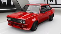 FH4 Abarth Fiat 131 Front