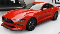 Hoonigan Mustang 0-60