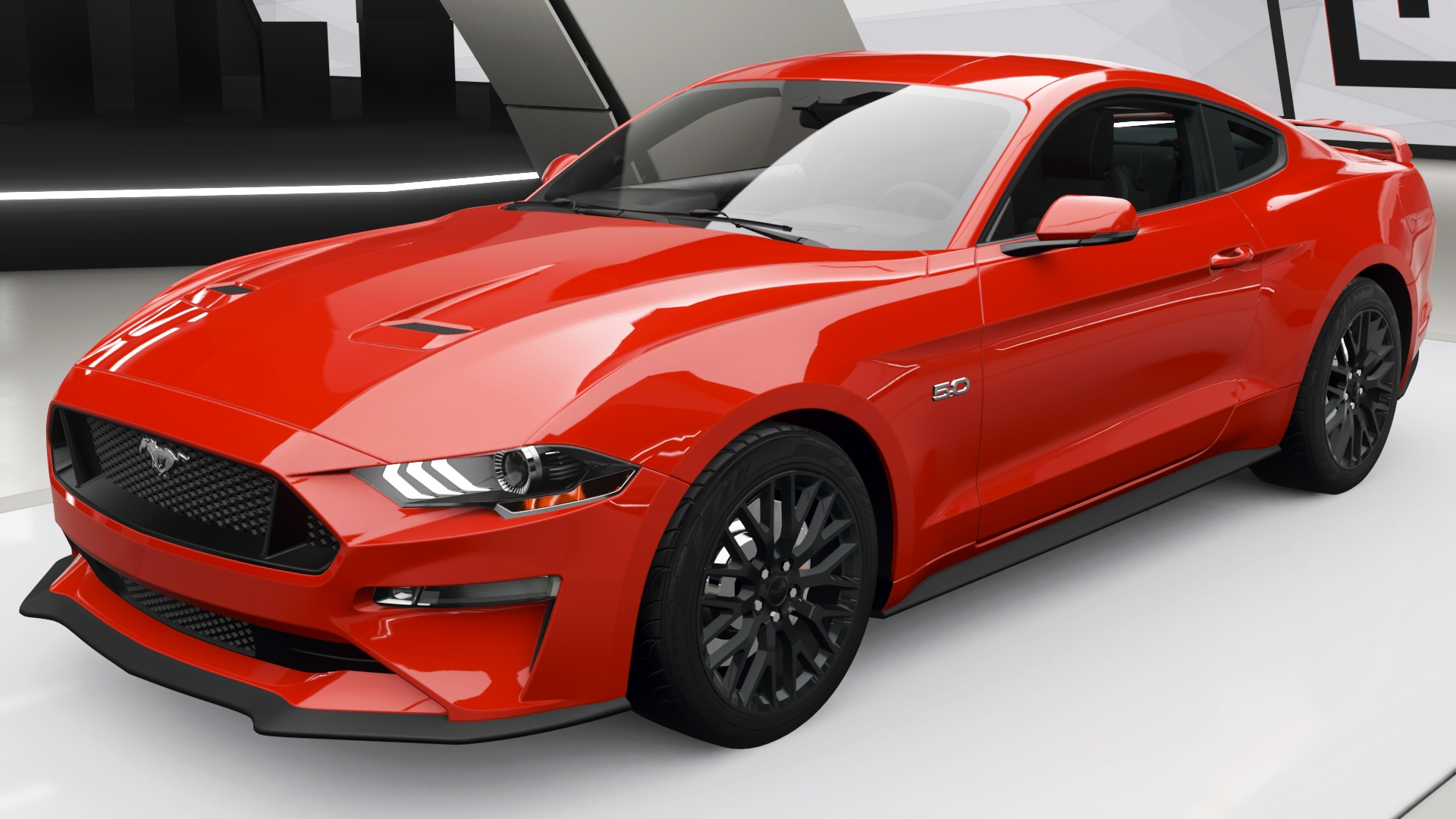 Ford mustang gt in forza horizon 4