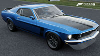 FM7 Ford Mustang FE Front