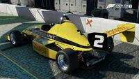 FM7 Formula Mazda Rear