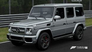 The 2013 Mercedes-Benz G 65 AMG in Forza Motorsport 7