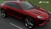 FM7 Lamborghini Urus Front