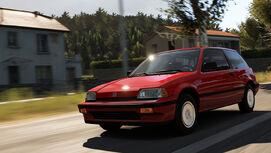 FH2 Honda Civic 86