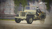 FM6 Willys MB Jeep
