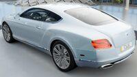 FH3 Bentley Continental 2013 Rear