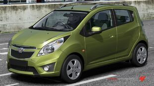 Chevrolet Spark in Forza Motorsport 4