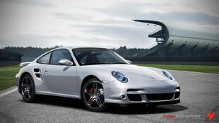 Porsche 911 Turbo in Forza Motorsport 4