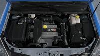 FM7 Vauxhall Astra VXR Engine