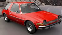 FH3 AMC Pacer Front