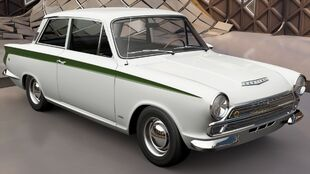Ford Lotus Cortina in Forza Horizon 3