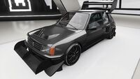 FH4 Peugeot 205 T16 Forza Edition front