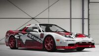 FM4 Acura NSX 05 VIP