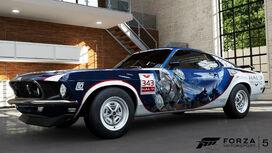 FM5 Ford MustangBoss302Halo